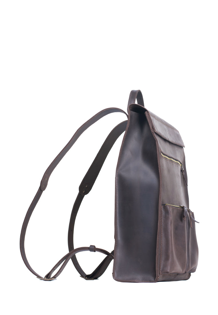 Perfect Leather Backpack For Study Or Work