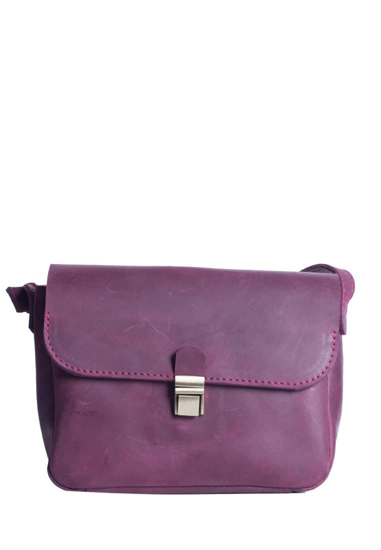 Small Leather Crossbody Bag For Women