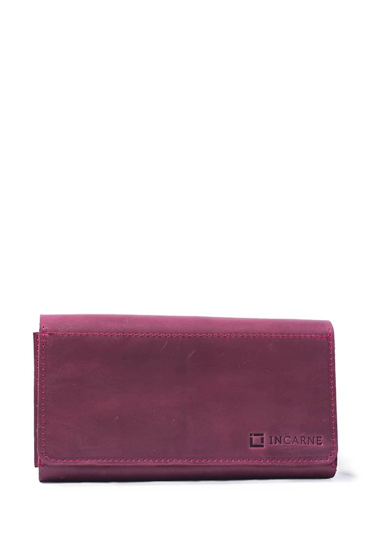 Large And Comfortable Practical Handmade Leather Wallet