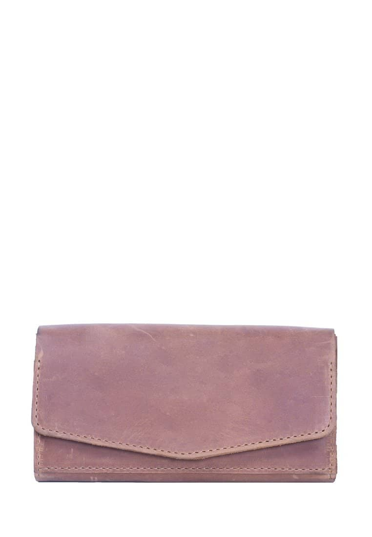 Elegant Purse Made Of Genuine Leather