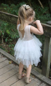 Tulle Lace Girls Dress