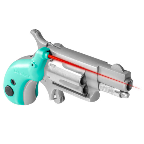 V-Mini Grip Laser Teal - NAA .22LR / .22 Short