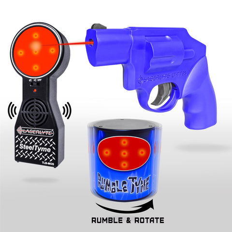 Laser Rumble & Steel Kit