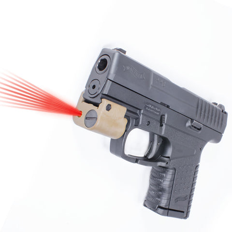 Sight Center Mass Red Laser Tan