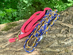 Custom Double Braid Leash