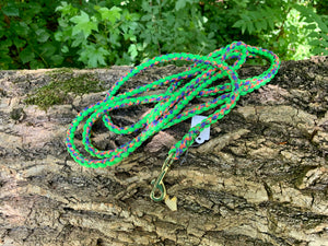 Slim Jim Blue/Orange/Green/Purple Leash