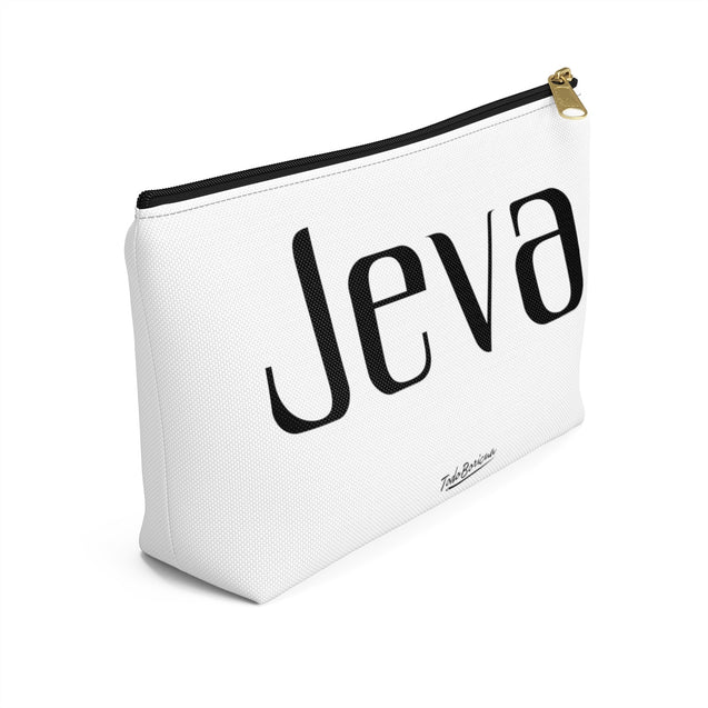 Jeva Accessory Pouch w T-bottom