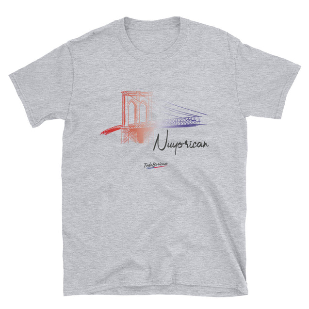 Nuyorican & Brooklyn Bridge Tee