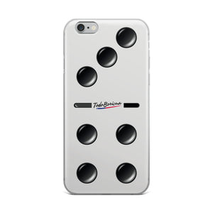 Domino 3/4 PIece iPhone Case