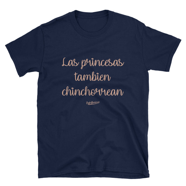 Princesas Chinchorrean Tee