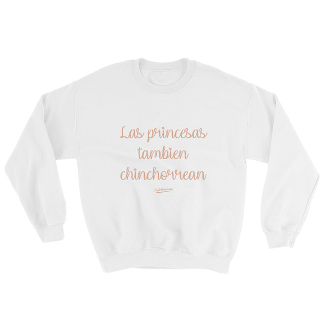 Princesas Chinchorrean Unisex Sweatshirt