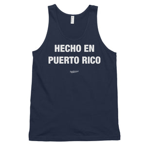 Made In PR Unisex Tank