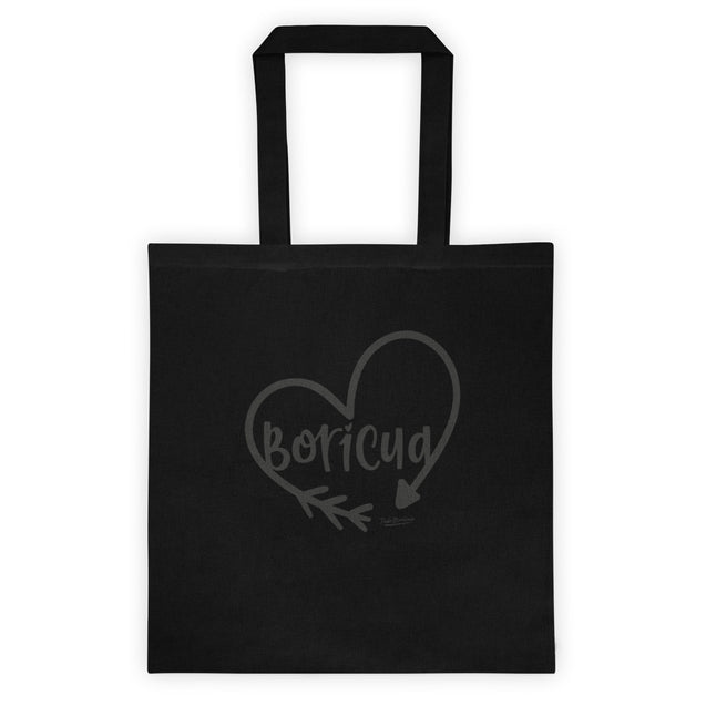 Boricua Heart Tote bag