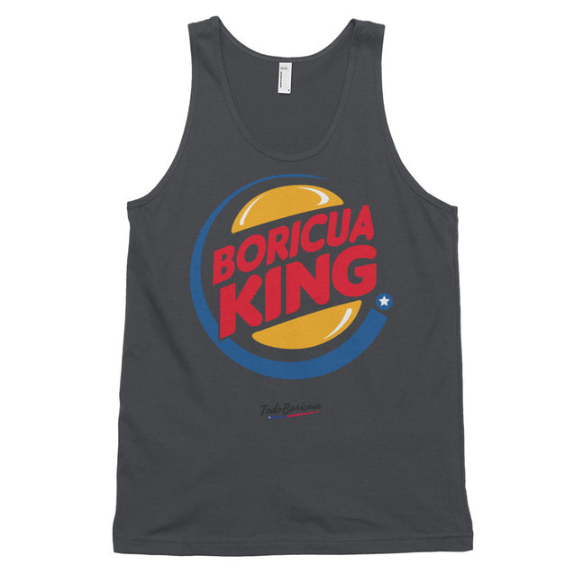 Boricua King Tank Top