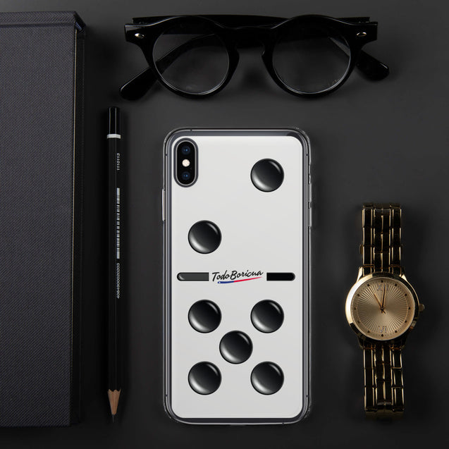 Domino 2/5 Piece Iphone Case