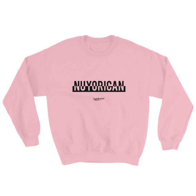 Nuyorican All-Caps Sweatshirt