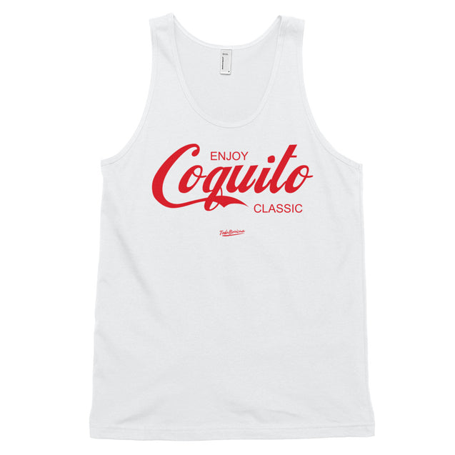 Coquito Tank Top