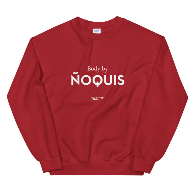 Body By Noquis Sweatshirt
