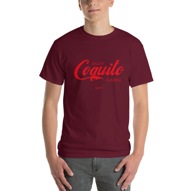 Enjoy Coquito Unisex Tee Extended Sizes & Colors