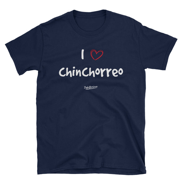I Love Chinchorreo Tee