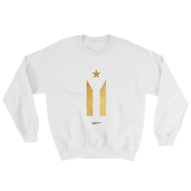 Gold PR Flag Sweatshirt