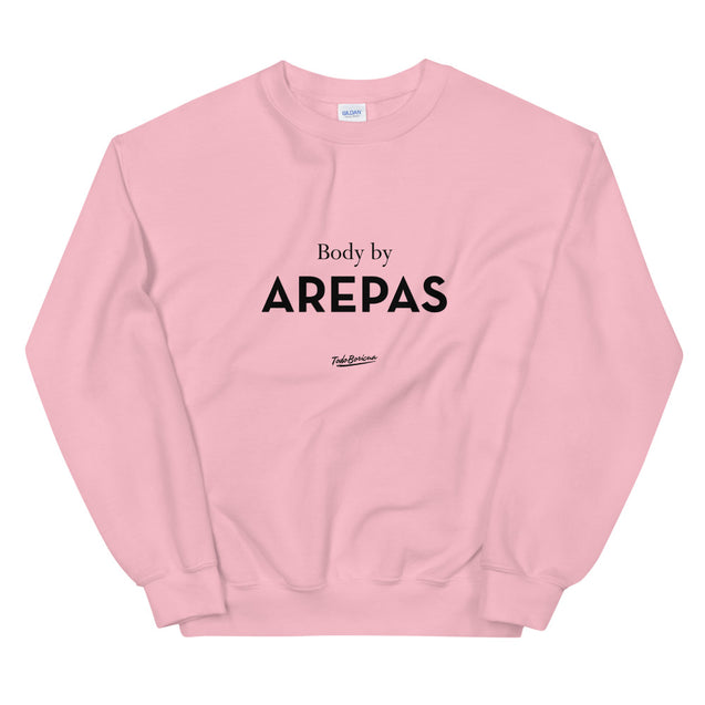 Body By Arepas Sweatshirt