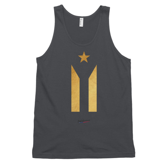 Gold PR Flag Tank Top