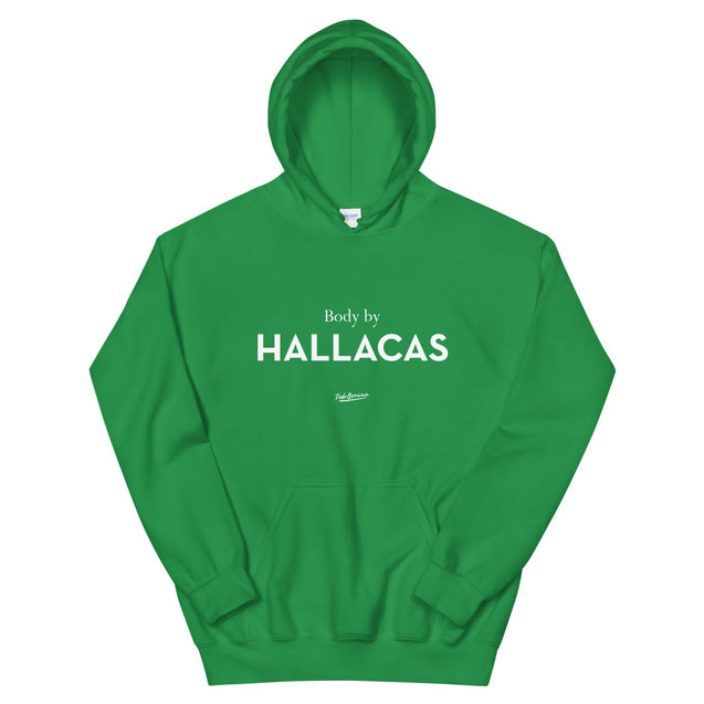 Body By Hallacas Unisex Hoodie