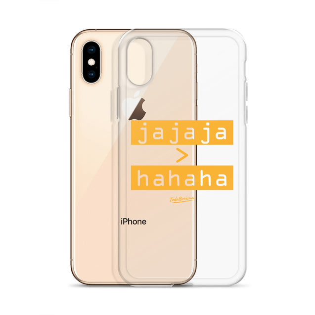 Ja Ja Ja iPhone Case