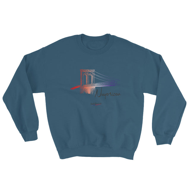 Nuyorican & Brooklyn Bridge Sweatshirt