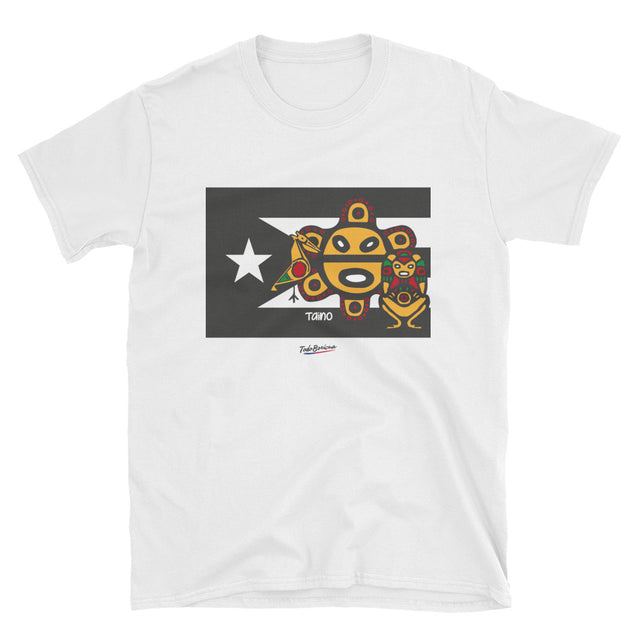 Taino Symbols and Flag Tees