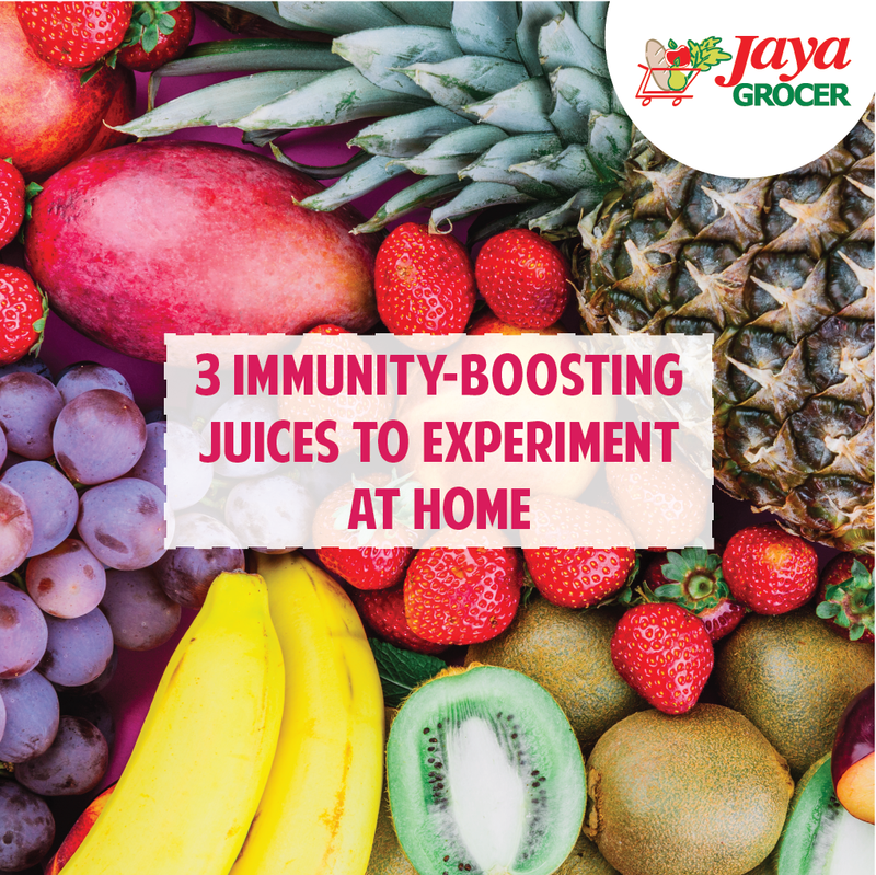 3 Immunity-Boosting Juices to Experiment at Home