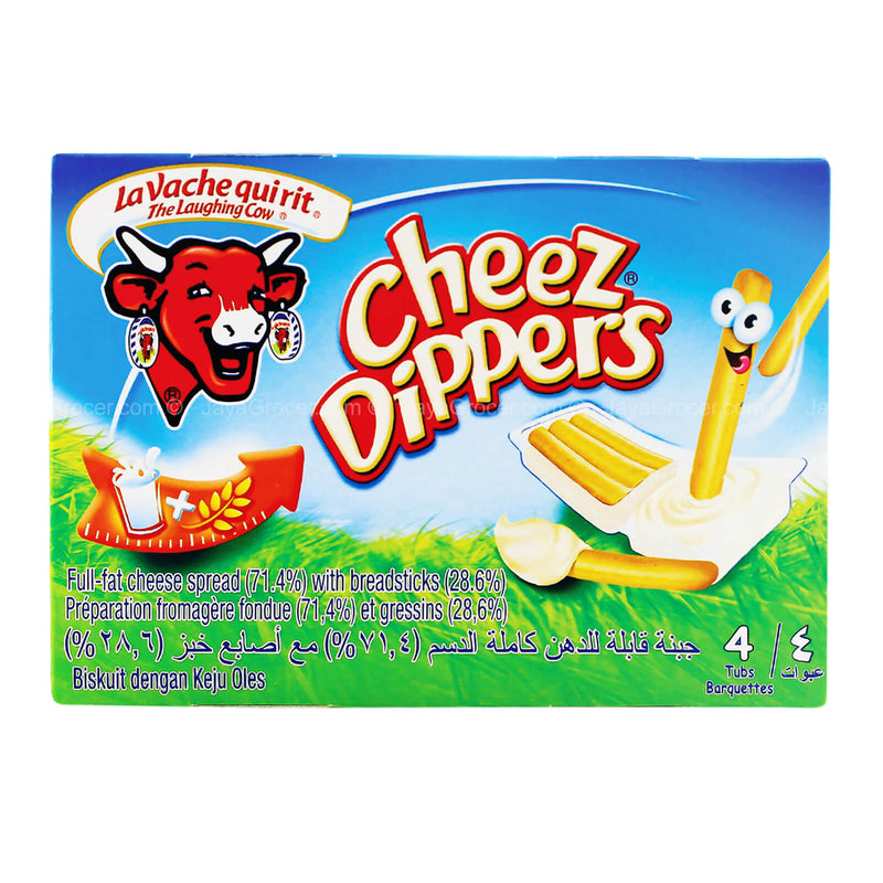 The Laughing Cow Cheese Dippers 140g