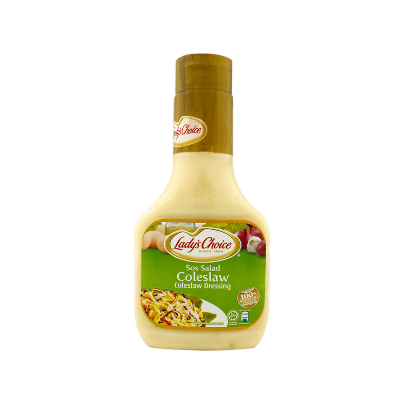 Lady's Choice Coleslaw Dressing 250ml