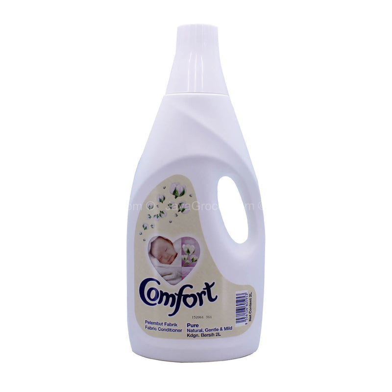 Comfort Concentrate Fabric Softener Pure 2L