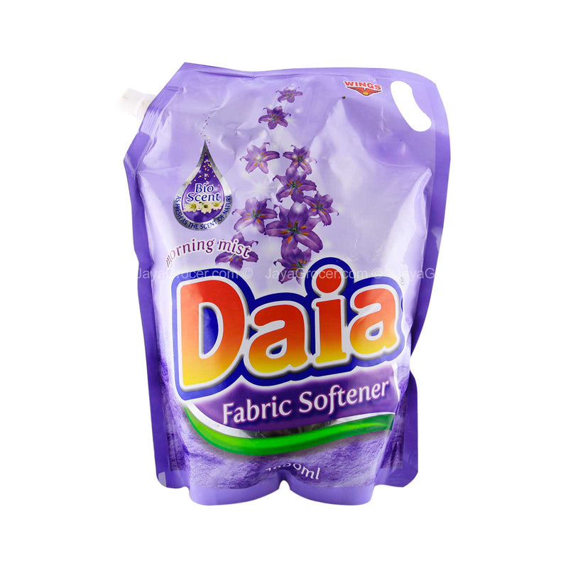 Daia Fabric Softener Morning Mist Refill 1.8L