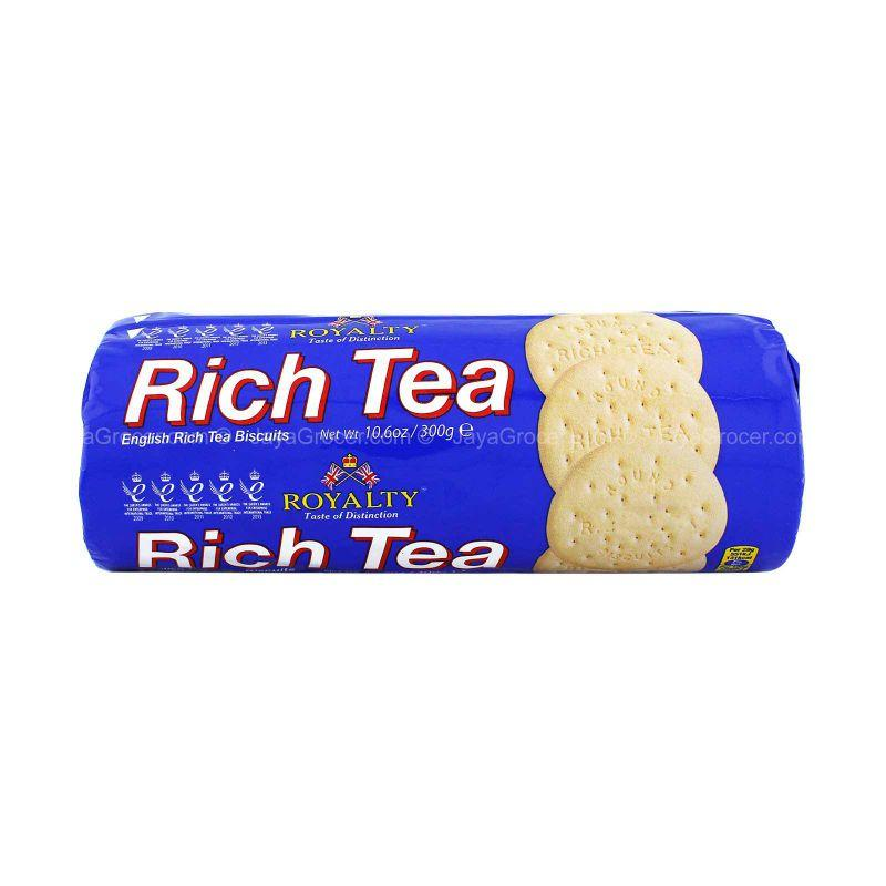 Royalty English Rich Tea Biscuit 300g