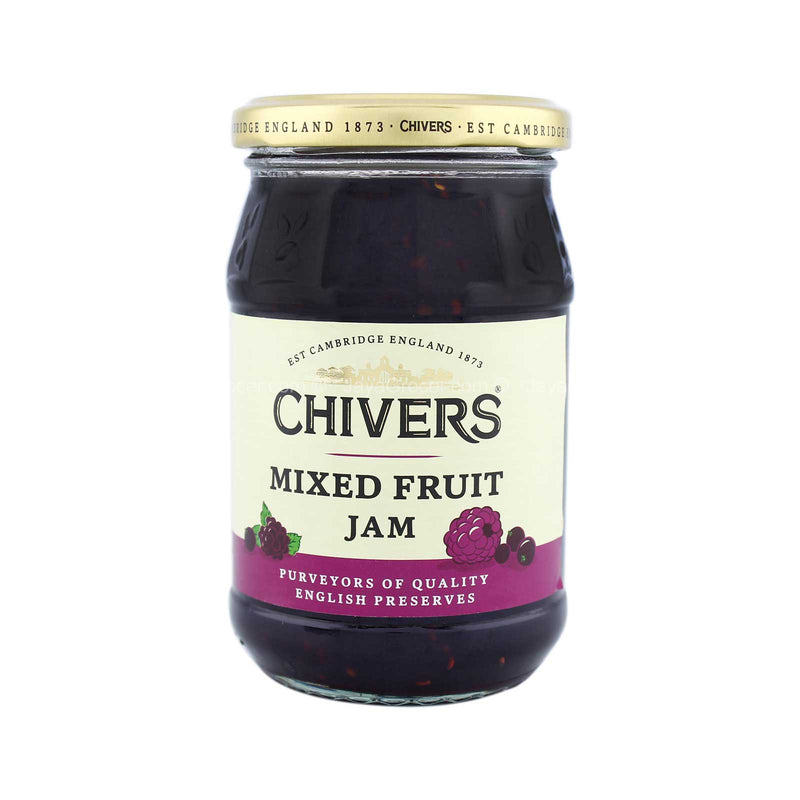 Chivers Mixed Fruits Jam 340g