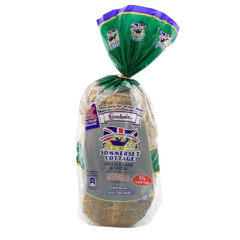 Gardenia Sommerset Cottage Multigrain and Seed 300g