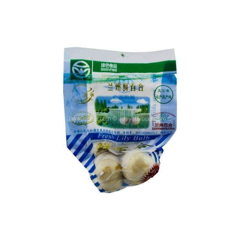 Green Food Fresh Lily Bulbs 1pack