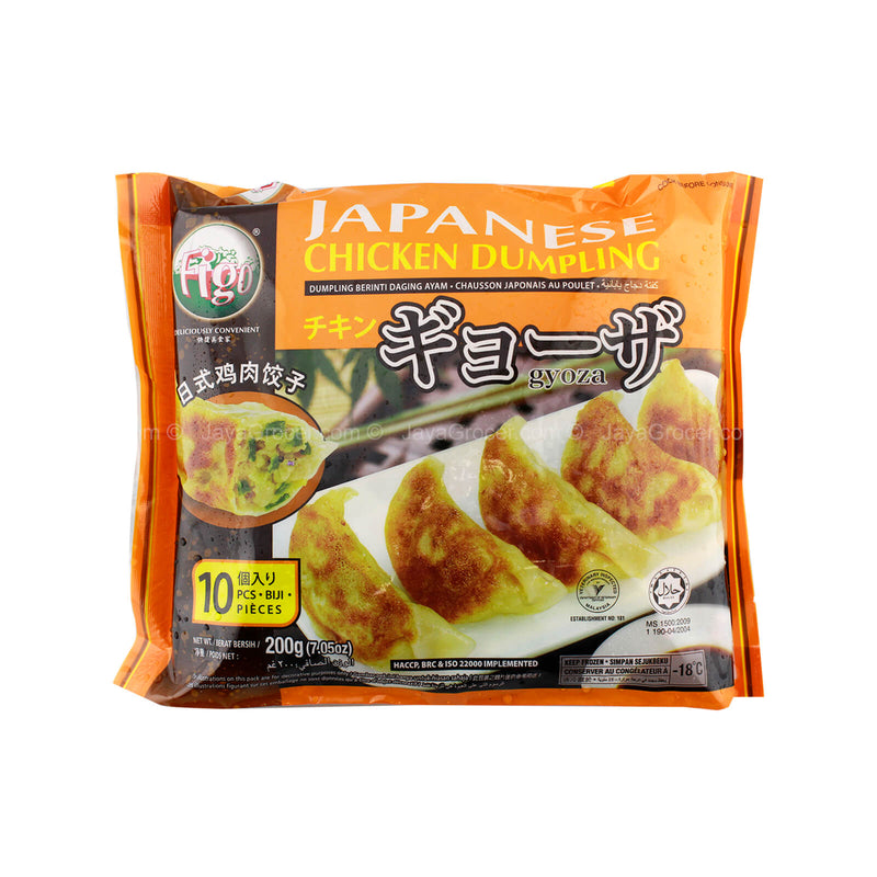 Figo Japanese Chicken Dumpling 200g