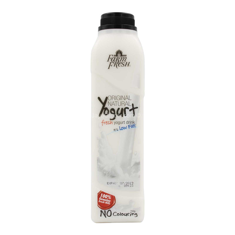 Farm Fresh Original Natural Low Fat Yogurt Drink 700ml