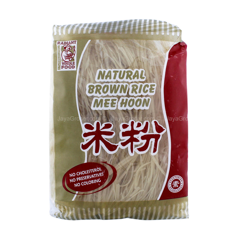 Radiant Whole Food Natural Brown Rice Mee Hoon 400g