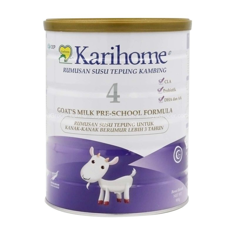 Karihome Preschool Formula Milk Powder 900g