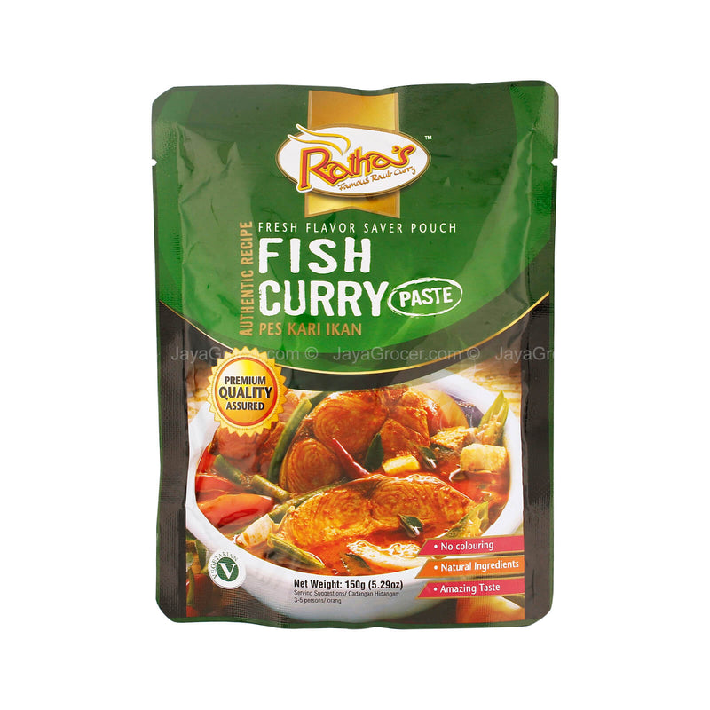 Ratha's Fish Curry Paste 150g