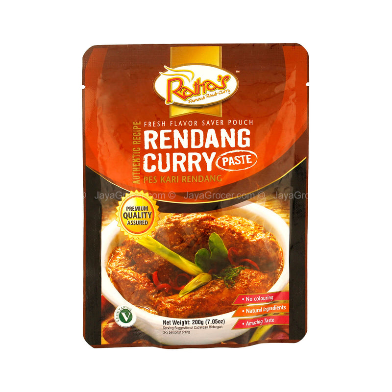 Ratha's Rendang Curry Paste 200g