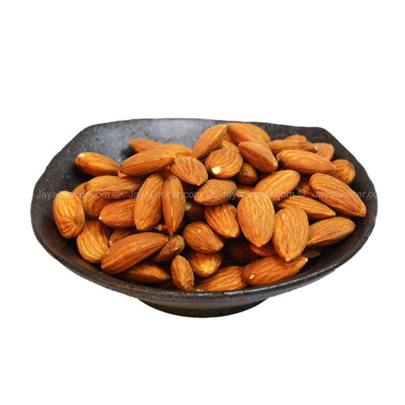 Whole Shelled Almonds  125g