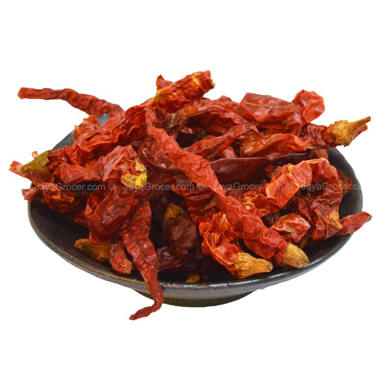 Dried Chilli Crinkle (India) 200g