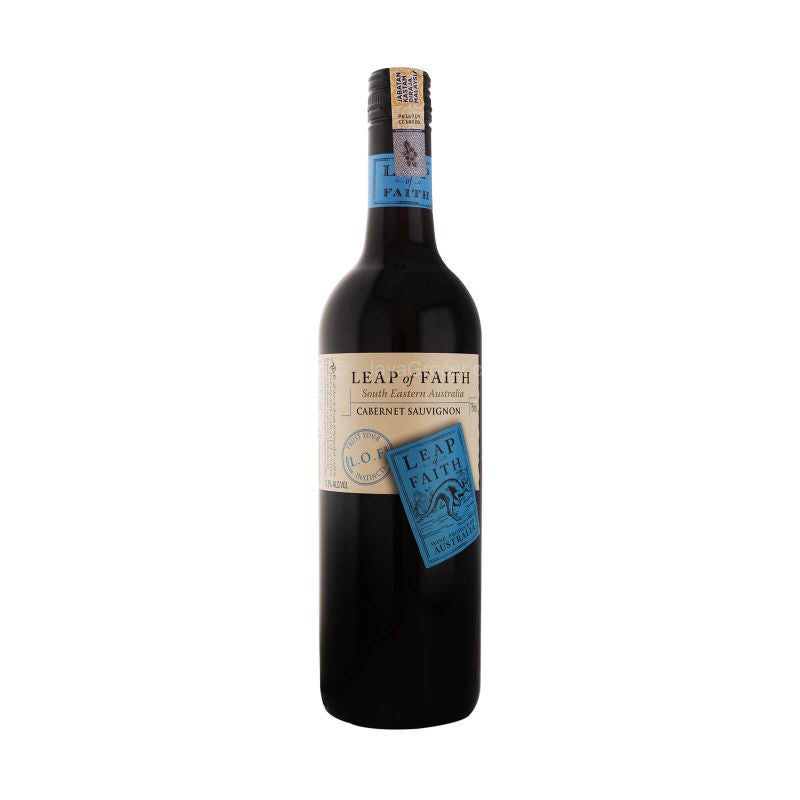 Leap of Faith Cabernet Sauvignon 750ml
