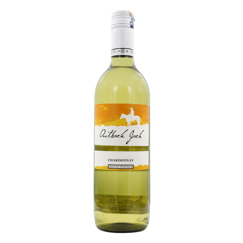 Outback Jack Chardonnay Wine 750ml